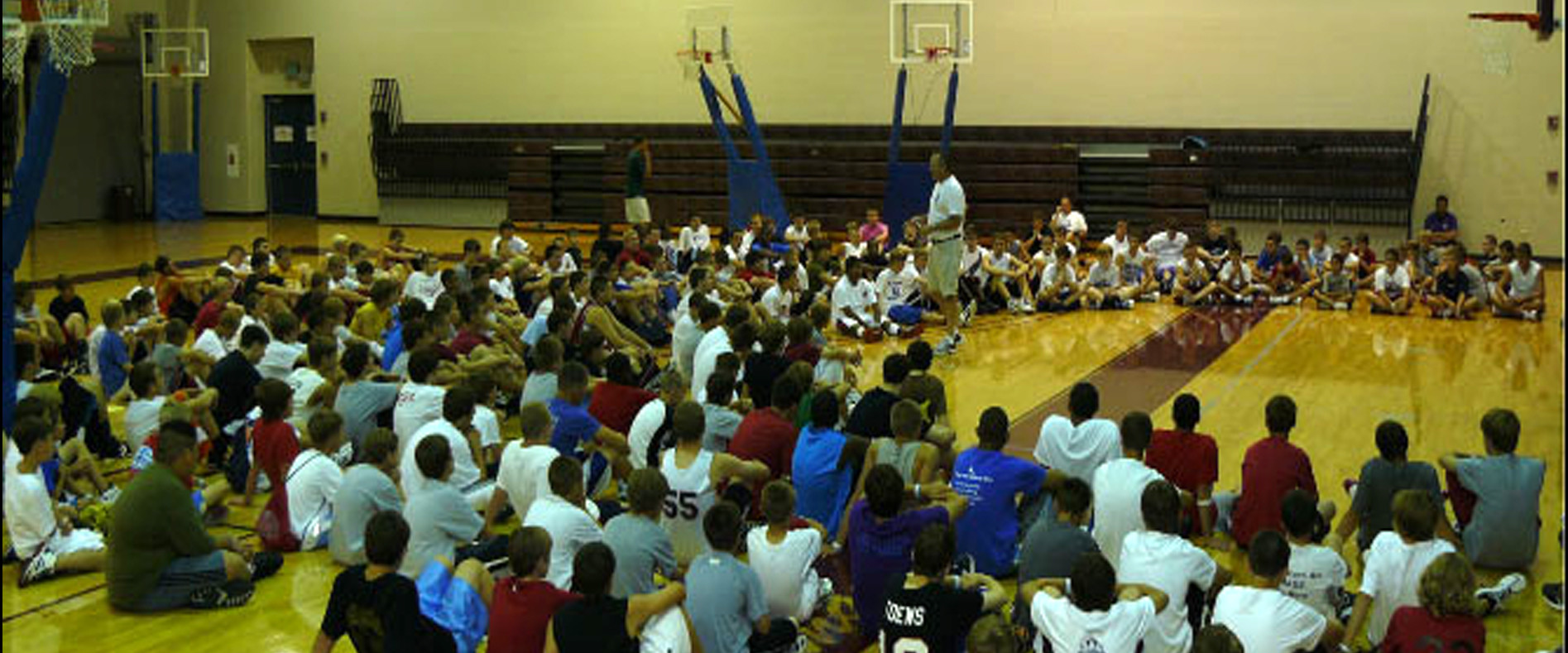 Dick Baumgartner's Basketball Shooting Camp - Where Great Shooters Are Made Not Born